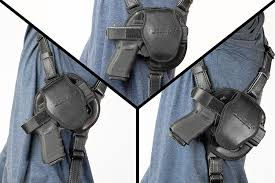 shapeshift shoulder holster printable user guide instructional