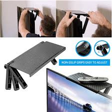 <b>Multi function TV</b> Screen Top <b>Storage Shelf Rack Holder</b> Computer ...