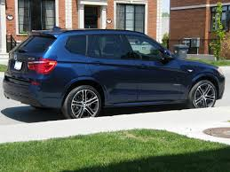 BMW 3 Series 2012 bmw x5 tire size : 20 inch whells on the X3
