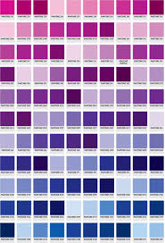 Pantone Colour Chart 3 Plastol