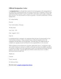 letter of resignation effective immediately resume layout  letter of resignation immediate letter