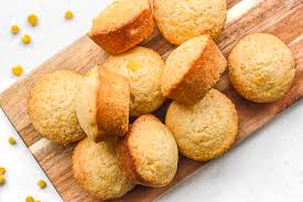 Easy Cornbread Muffins Ahead Of Thyme