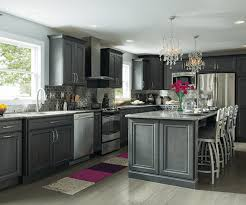 inspiring grey kitchen walls. Inspiring Gray Kitchen Collection And Attractive Cabinets Pictures With Walls White Appliances Decora Leyden A Grey F