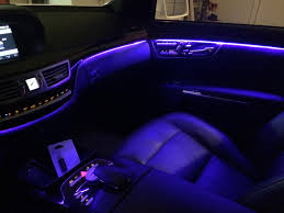 Anyone Installed Ambient Lighting In Their W210 Mbworld