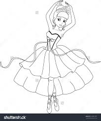 compromise ballet coloring sheets best ballerina colouring pages pictur 3594 presbytery