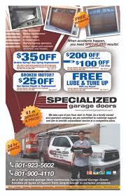 utah garage doorUtah Garage Door Promotions
