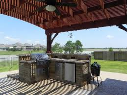 covereds outdoor kitchens in cypress tx area
