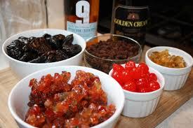 How To Make Caribbean Black Cake Part 1