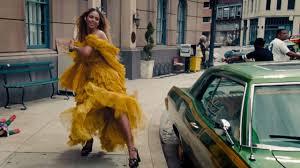 Beyonce Lemonade Dress Designer Beyonce Lemonade Yellow Dress Weddings Dresses