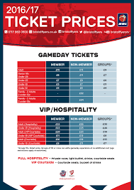 flyers ticket prices bristol flyers gameday ticket prices confirmed bristol flyers