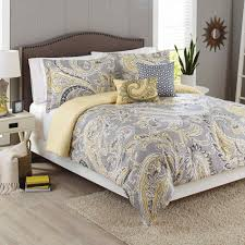 brown and white bedding sets