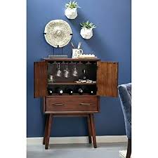 modern wine rack furniture. Mid Century Modern Wine Rack Bar Cabinets Apartment 2 Door Cabinet W . Furniture O