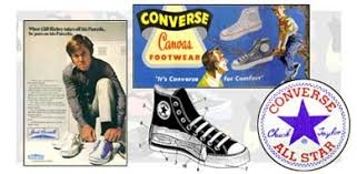 converse 1980s. converse (chuck taylor all-star) 1980s