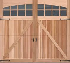 overlay cedar carriage house door carriage house doors c13