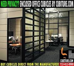 Office cubicle door Sliding Enclosed Office Cubicles Toronto Office Furniture Inc Fully Enclosed Office Cubicles For Sale Usa Free Shipping