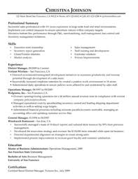 Resume Template Styles | Resume Templates | MyPerfectResume.com