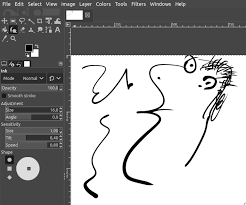 It seemed to appear at random times when i drew various lines. How To Setup The Huion 430p Drawing Tablet On Ubuntu 20 04 Mi Blog Lah