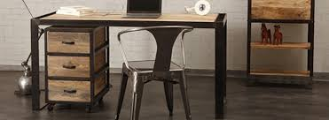 industrial style office desk modern industrial desk. Our Office Desks Come In Either Wood Or Metal. Provide Style, Functionality And Ergonomics For You Your Children. Industrial Style Desk Modern B