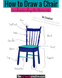 chair drawing. the ultimate list of resources and tutorials for how to draw a chair with pencil, drawing