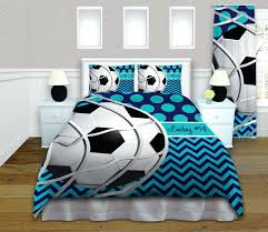 soccer bedding twin soccer duvet covers teal bedding soccer duvet kids polka dots chevron sports
