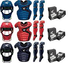 Easton Catchers Gear Size Chart Easton Mako Ii Kit Makoset2i Intermediate Baseball Catchers Gear Set