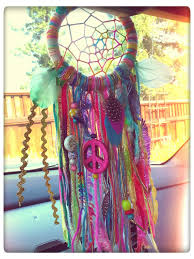 Dream Catchers For Your Car Mini 100100 Inch Woven Dreamcatcher for Your Rearview Mirror 40