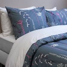 cotton duvet cover abigail
