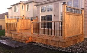 deck privacy panels photo of life long landscaping on cedar deck with privacy outdoor privacy screen deck privacy panels