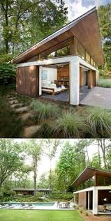 shed for living by fkda architects. nancy creek guesthouse by philip babb architect. while this is not a shipping container home, the lines are similar and so could be used as inspiration for shed living fkda architects o