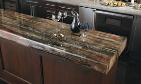 wood laminate kitchen countertops. Petrified Wood Countertops | This Countertop Sample Is \u201cBreccia Paradiso.\u201d With All The · Kitchen CountertopsFormica Laminate H