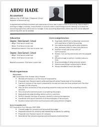 Senior Accountant Resume Senior Accountant Resume Contents Layouts Templates Resume