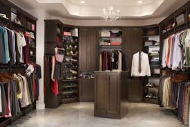 walk in closet room. Master Bedroom Walk In Closet, Chocolate Pear Finish Closet Room