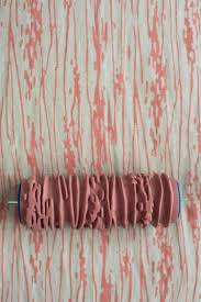 Patterned Paint Rollers Fascinating Patterned Paint Roller