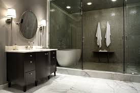 wet room lighting. Dallas 1960s Home Bathroom Contemporary With Shower Lighting Cabinet And Drawer Pulls Wall Wet Room