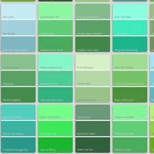 Shades of green paint Davies Green And Blue Shades Shades Of Green Names Green Color Names Green Colors Pinterest 17 Best Favourite Coloursshades Images Color Shades Color