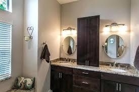 bathroom countertop storage tower bathroom vanity with storage tower 2 diy bathroom countertop storage tower
