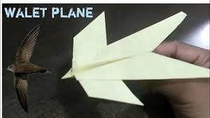 10 cara membuat origami yang mudah untuk kalian yang ingin kreatif. Membuat Origami Pesawat Burung Elang Origami Eagle Plane Youtube