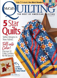 McCall's Quilting September/October 2017 Digital Edition &  Adamdwight.com