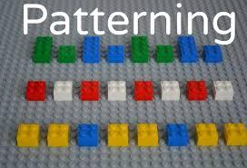 Lego Patterns Mesmerizing Lego Math Activities For Preschoolers