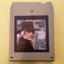 8 track tape charlie rich