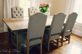 Chair Old French Farmhouse Table In Dining Room With Swedish Style - Rustic farmhouse dining room tables