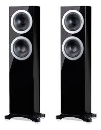 speakers definition. tannoy definition dc8ti gloss black floorstanding speakers (pair) n