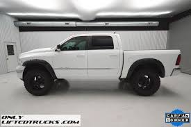 white dodge ram lifted. Delighful Lifted In White Dodge Ram Lifted I