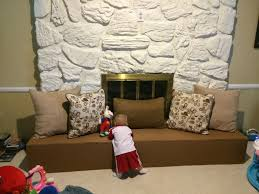 baby proof your fireplace with our fireplace hearth guard pad a recent after picture of