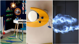 Science Bedroom Decor Awesome Light Fixtures Your Kids Will Love