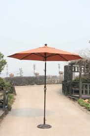 9 diameter self tilting patio umbrella