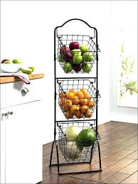 fruit baskets stands fruit basket stand kitchen vegetable storage baskets medium size of basket stand 2