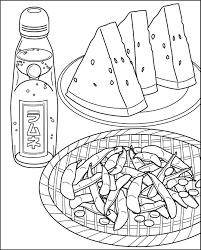 レク素材 ラムネとスイカと枝豆介護レク広場レク素材やレクネタ