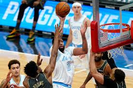 Lakers brush off Bulls as Anthony Davis racks up season-high 37 points –  Orange County Register
