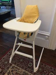ikea r baby high chair and junior chair in one hardly used